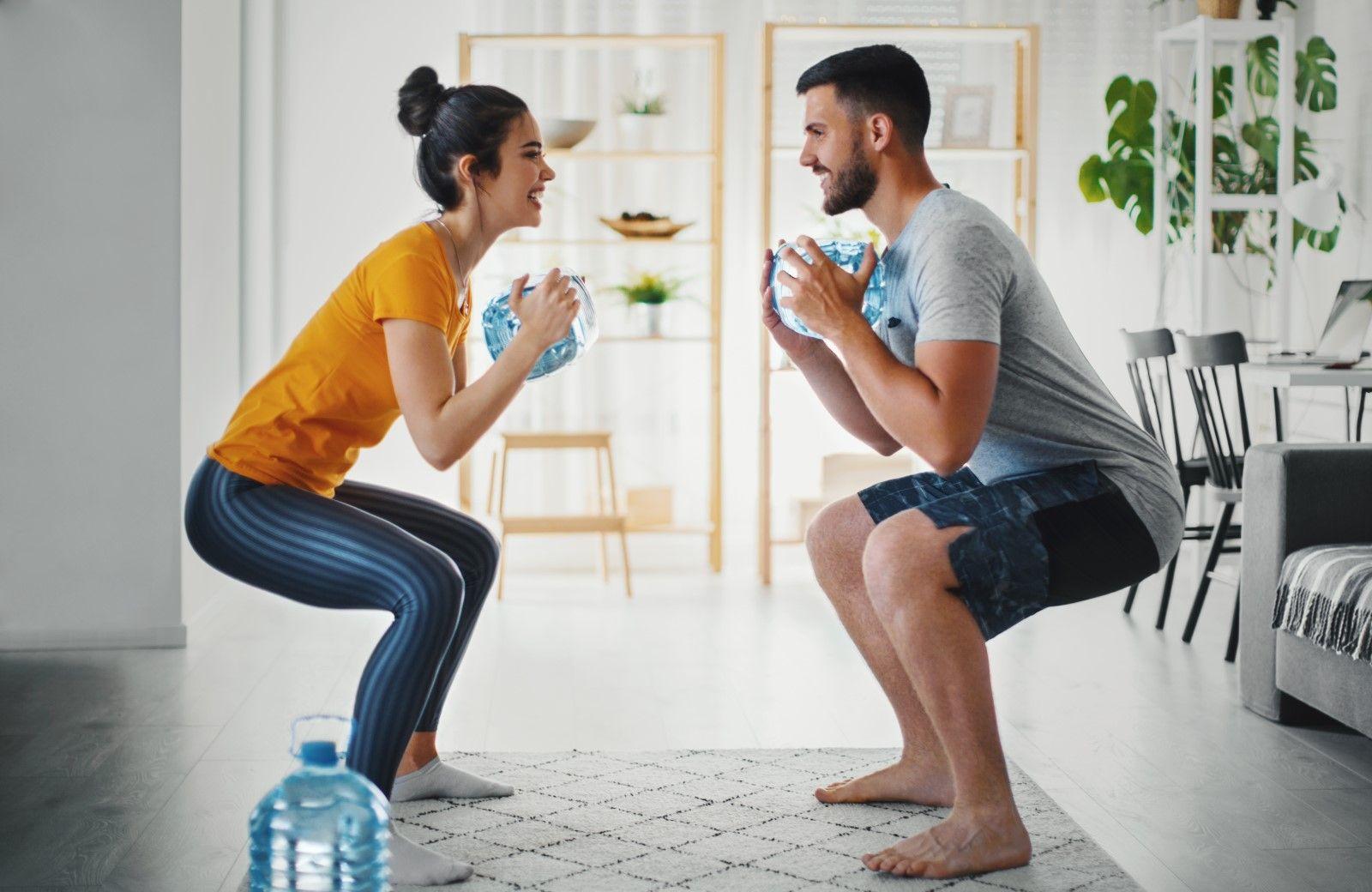 Fitness et musculation sans matériel, c'est possible ?