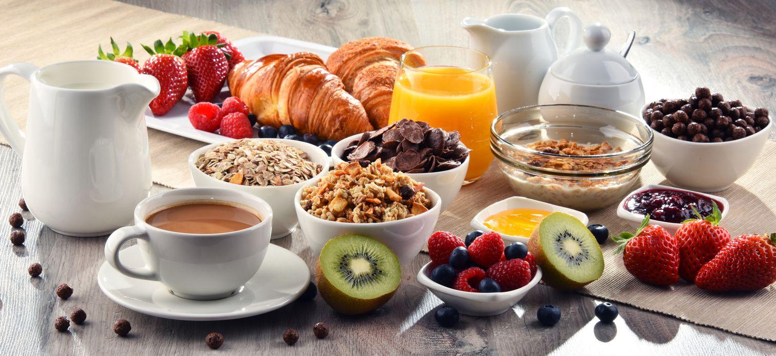 Petit-déjeuner équilibré en 5 min