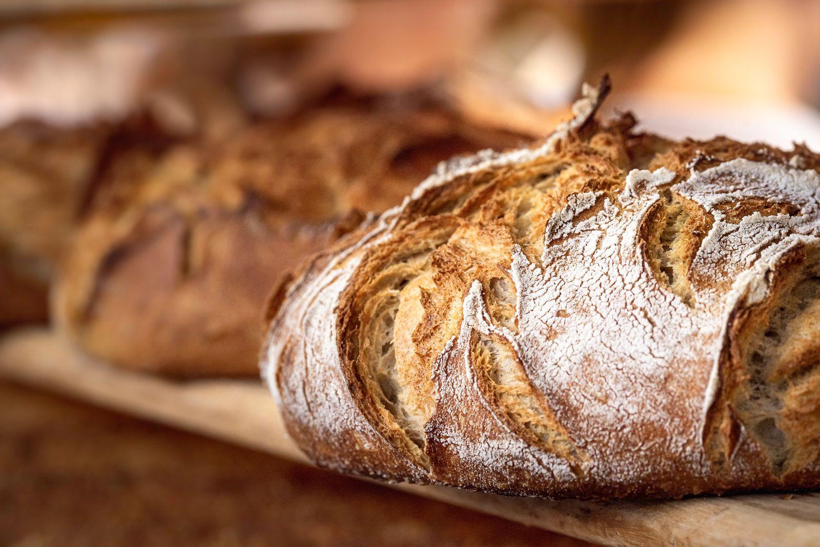 Deux façons de faire du pain complet