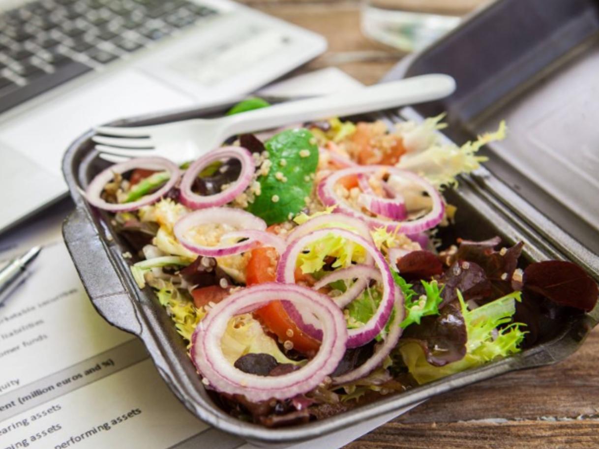 Idées de repas light à emporter au bureau à la rentrée !