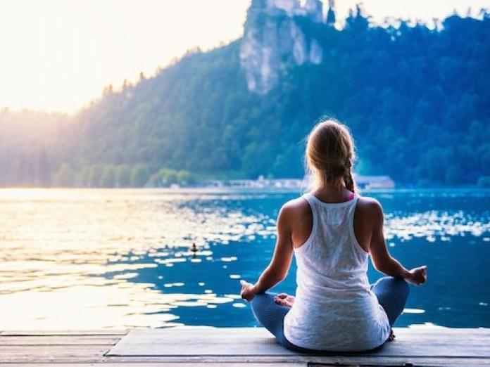 Je commence la méditation !