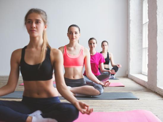 5 studios de yoga à tester absolument !