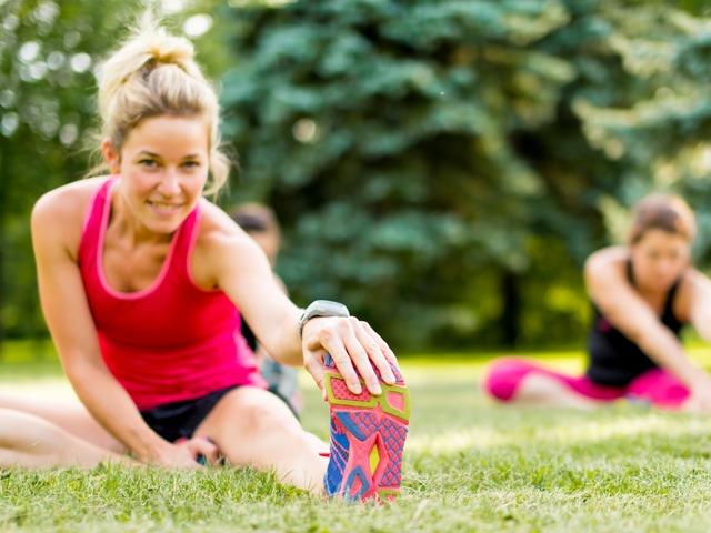 Les 5 bonnes raisons de faire du yoga quand on court !