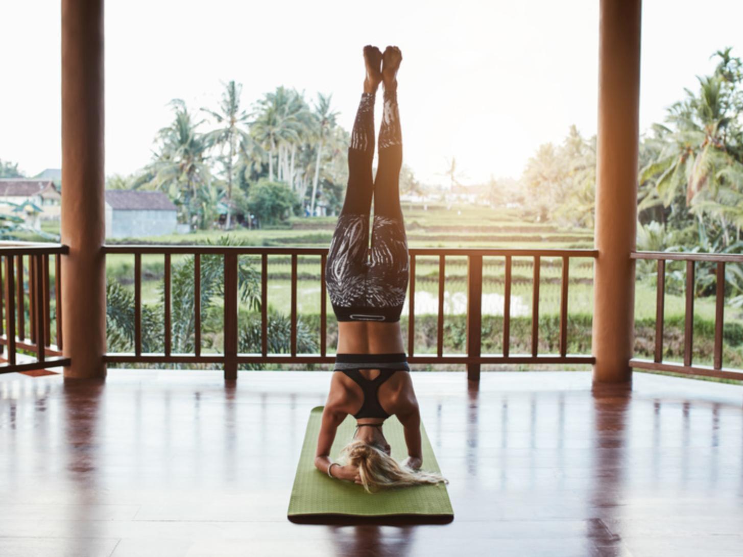 Yoga : Salamba Sirsasana, pourquoi, comment ?