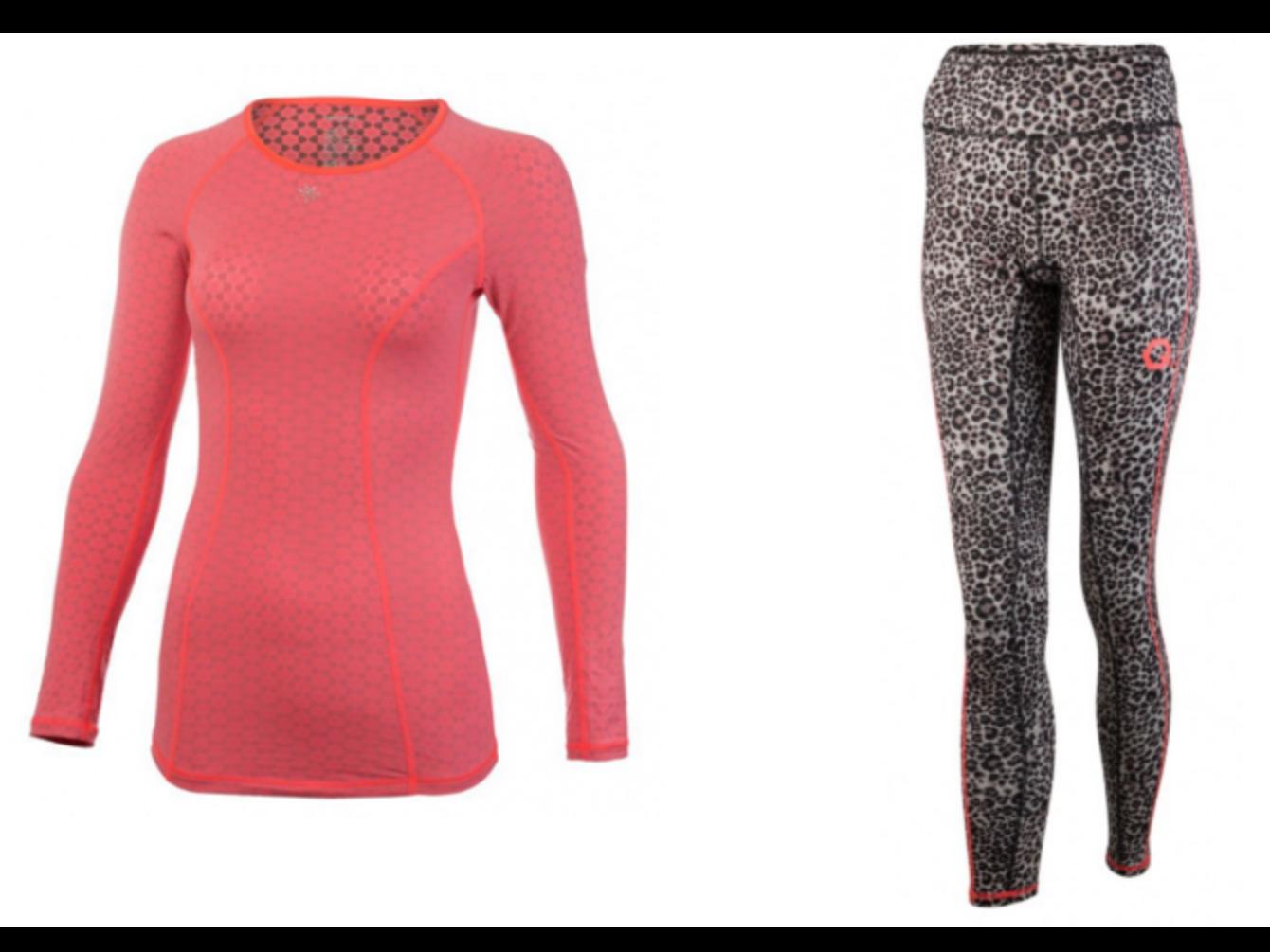 Manches longues & legging : 5 ensembles stylés pour courir cet automne !