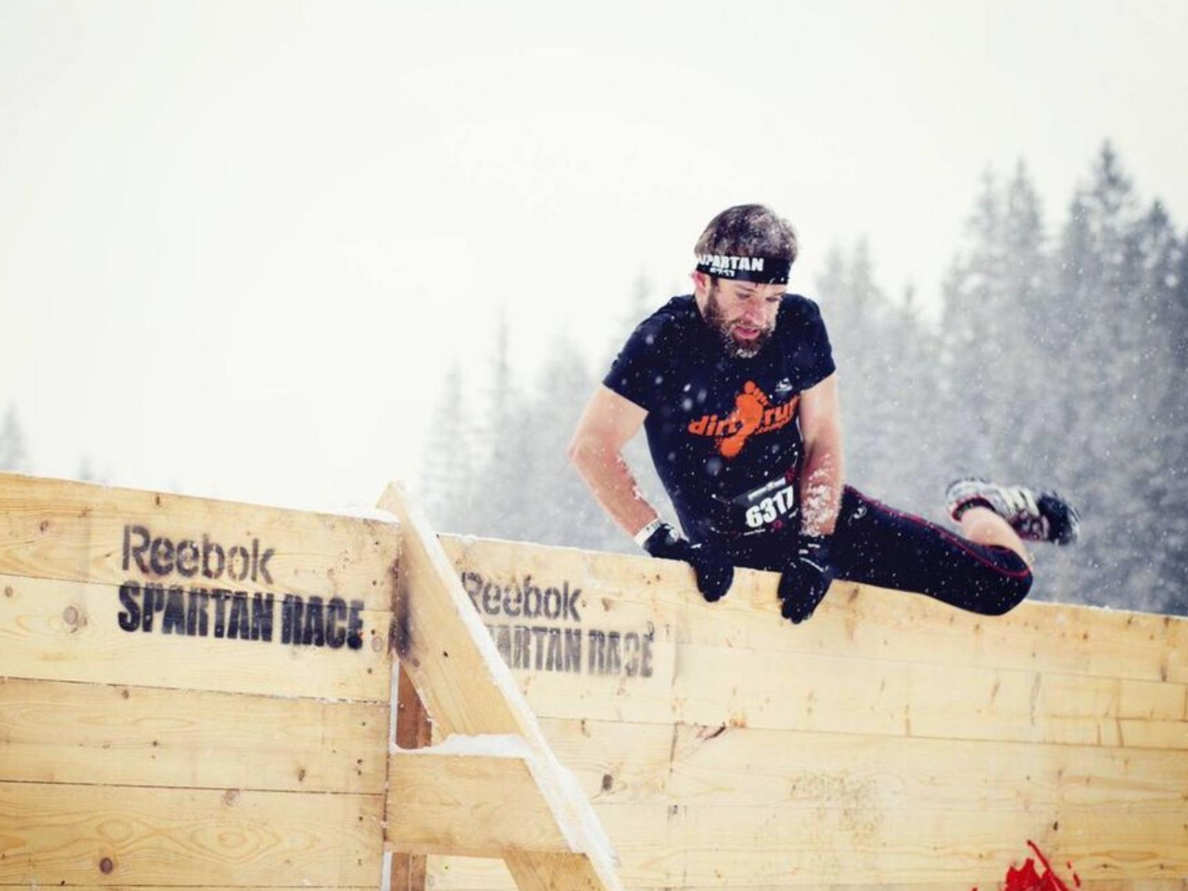 La Spartan Winter Race débarque en France !