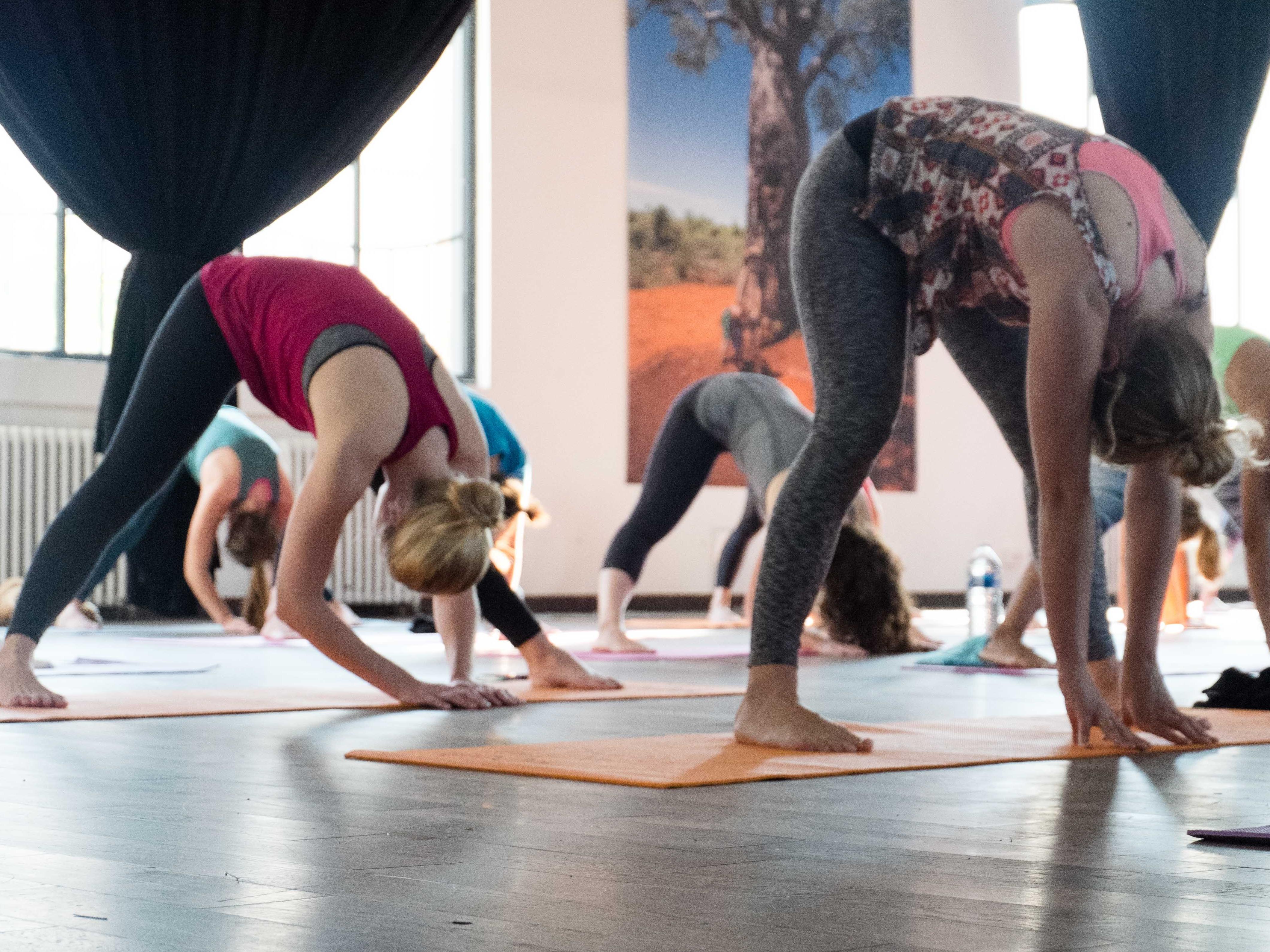 Accro au yoga ? Les cours à tester !