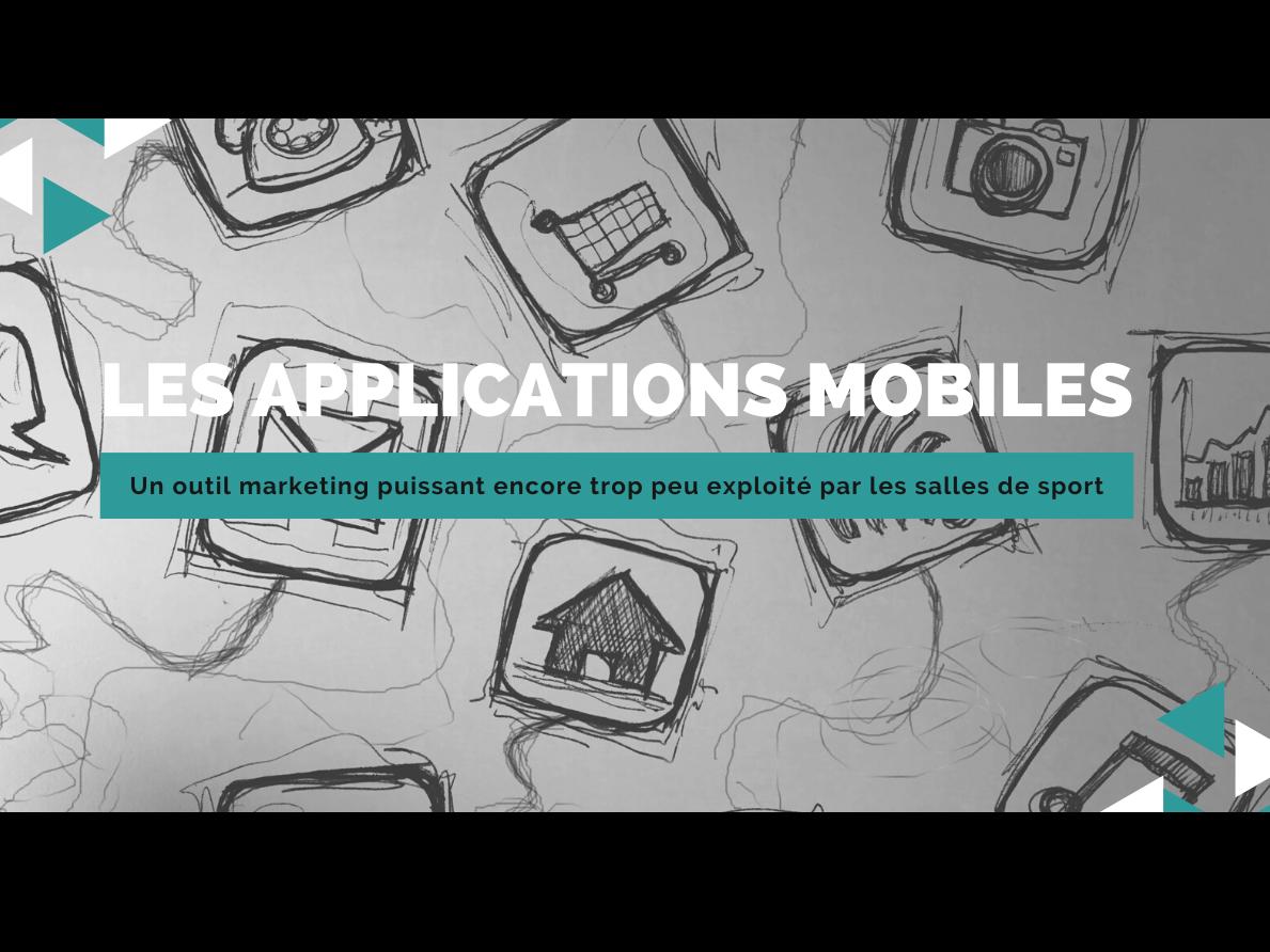 Managers de club, une Application mobile n'est plus une option !