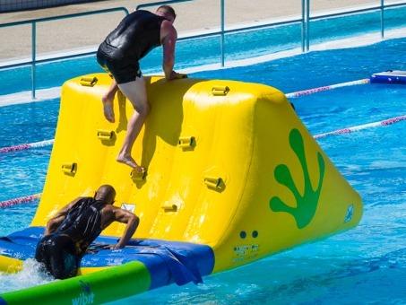 Le Swimcross : la nouvelle activité aquatique et ludique !