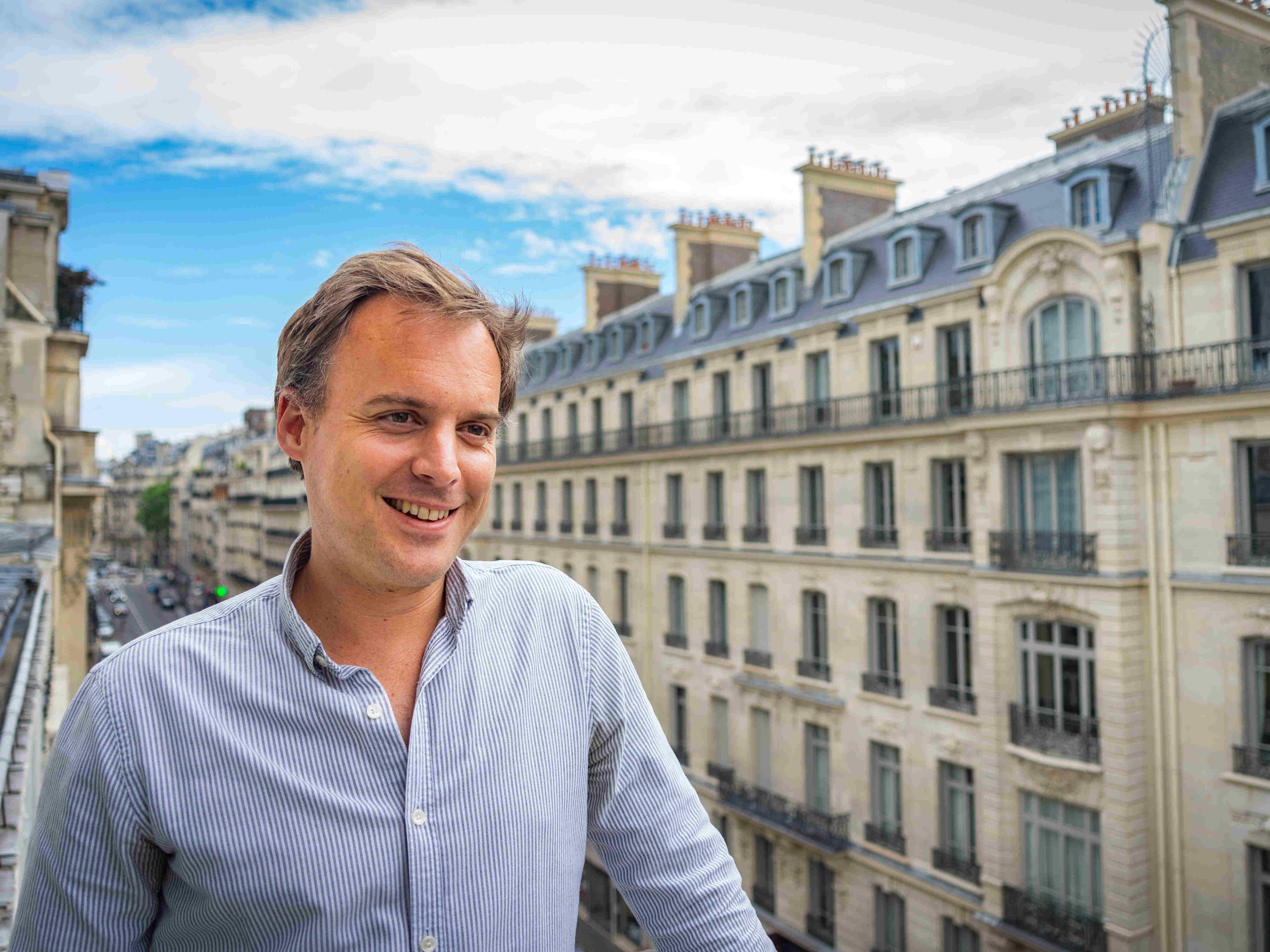 Interview avec Nicolas Pasquet pour Ma Salle de Sport PRO