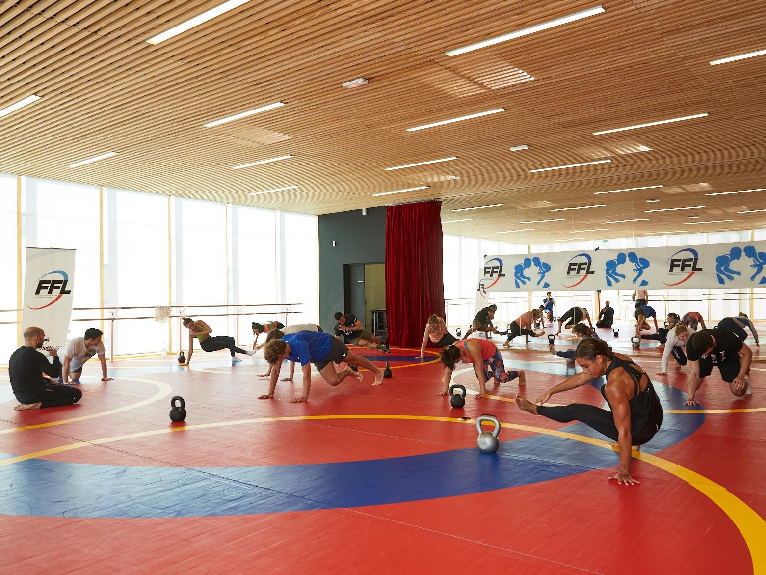 Le Wrestling Training : l'entraînement fitness issu de la lutte