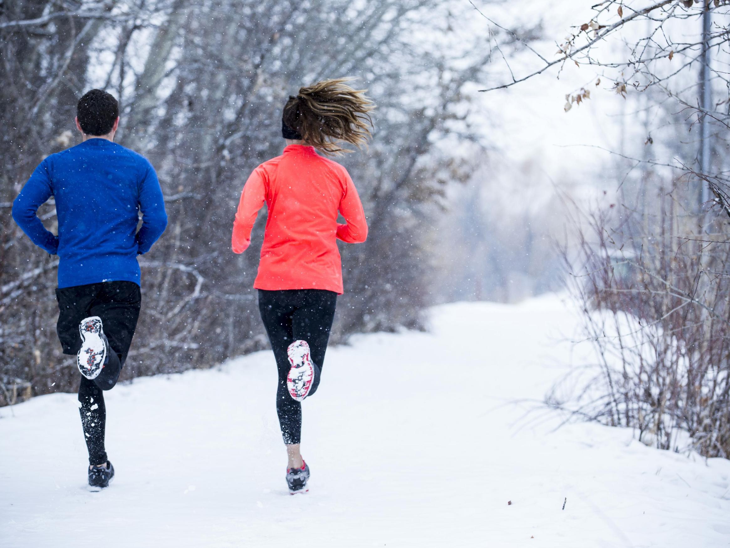 5 tips pour mieux s'entrainer dans le froid