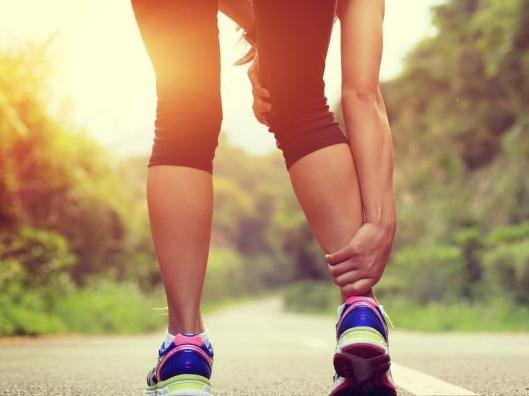 Se remettre au sport doucement après une blessure !
