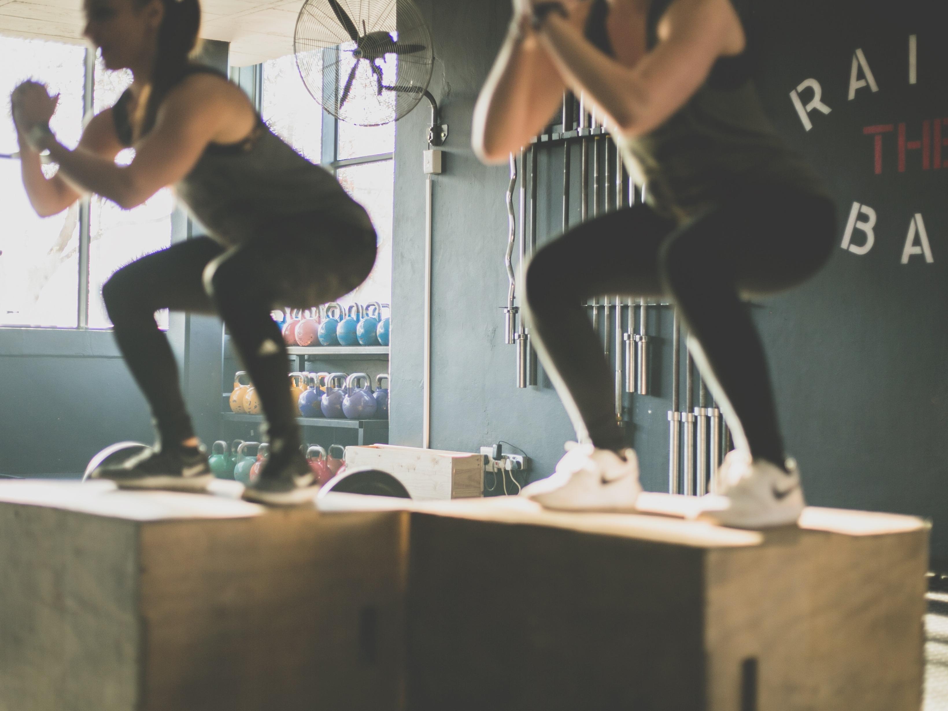 Pas le temps de faire du sport ?  5 workouts courts, originaux et intenses