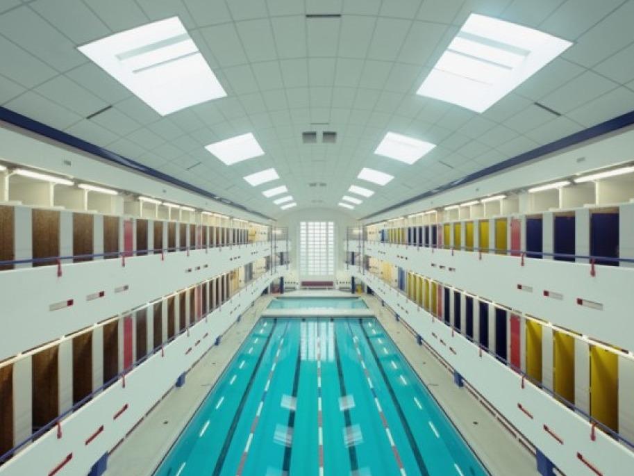 Les 5 piscines les plus sportives de Paris