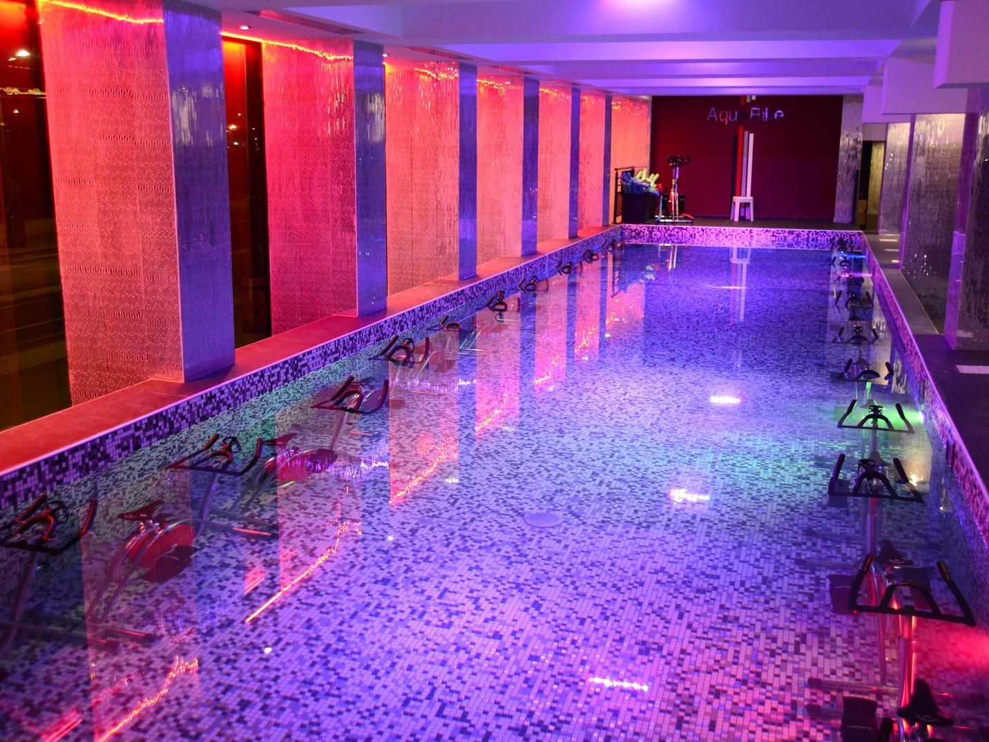 Les meilleures piscines de Lyon