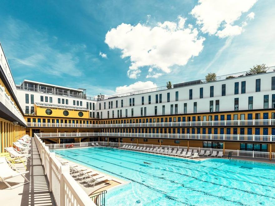 Paris : les piscines découvertes les plus cool à tester !