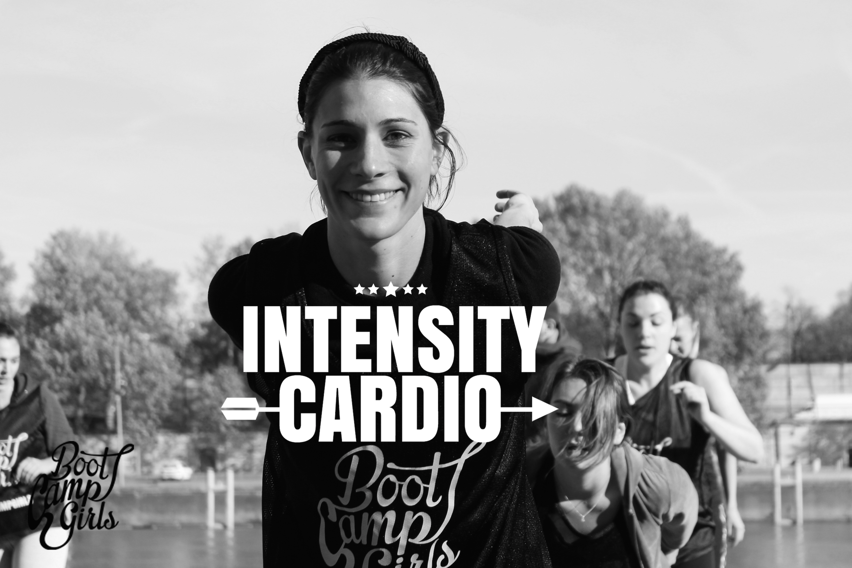 Boot Camp Girls Intensity Cardio Arènes de Lutèce