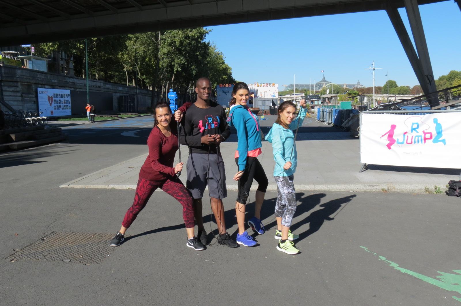 Training corde à sauter R Jump