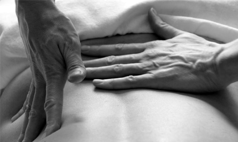 atelier massage dos