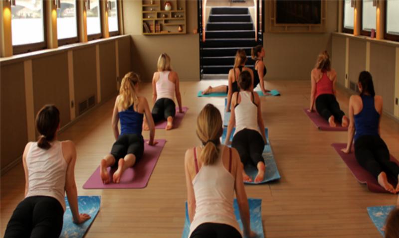 yoga tangerine