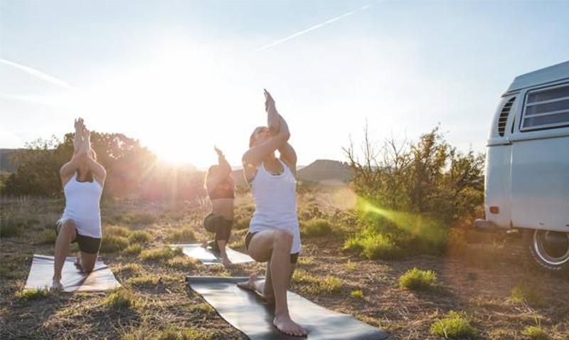 yoga summer series