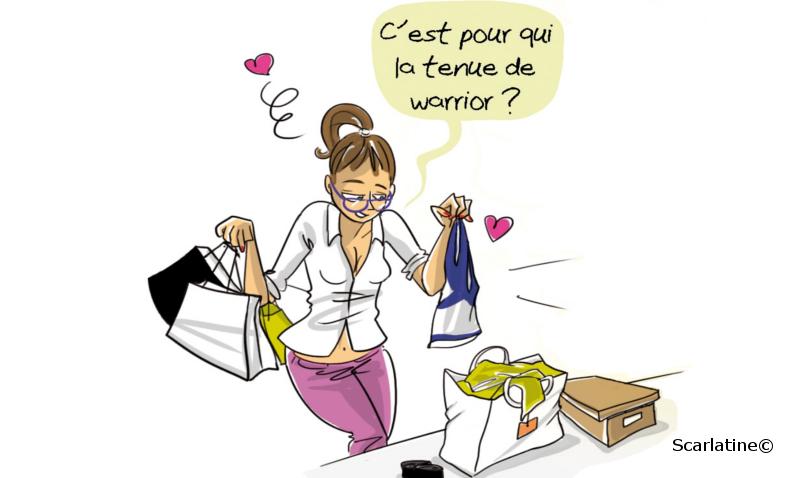 shopping sport