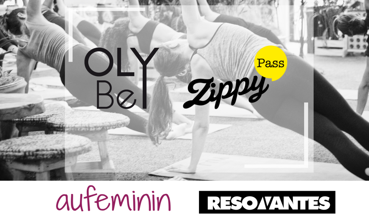 Yoga is the New Black by Oly Be & ZippyPass