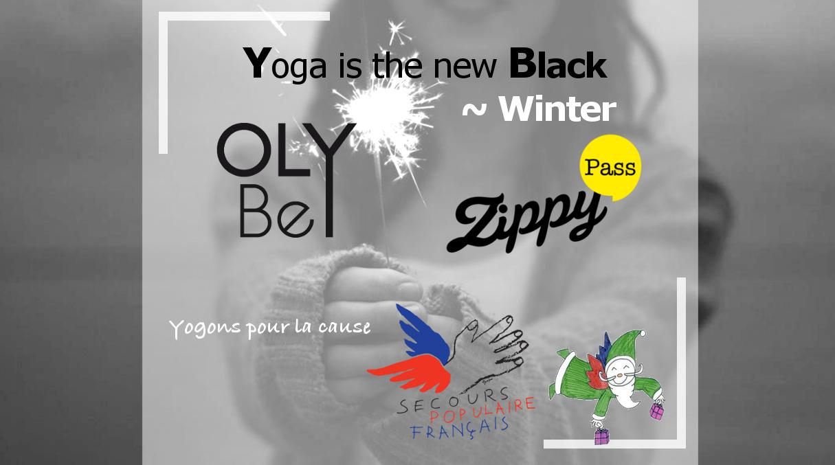 Yoga is the New Black - Winter - 9 décembre