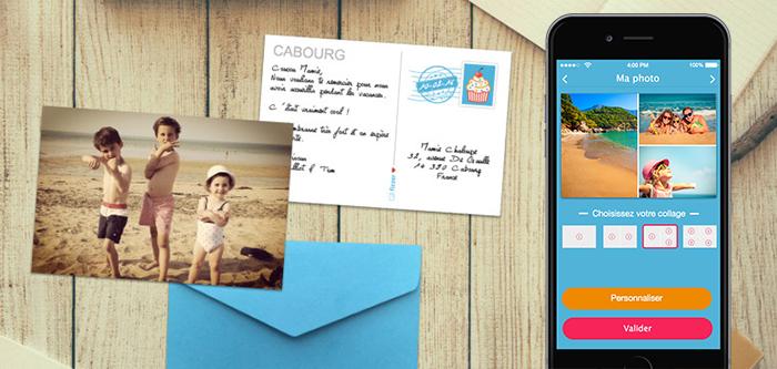 Fizzer carte postale