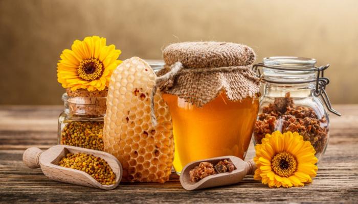 Pollen, Propolis & Gelée Royale