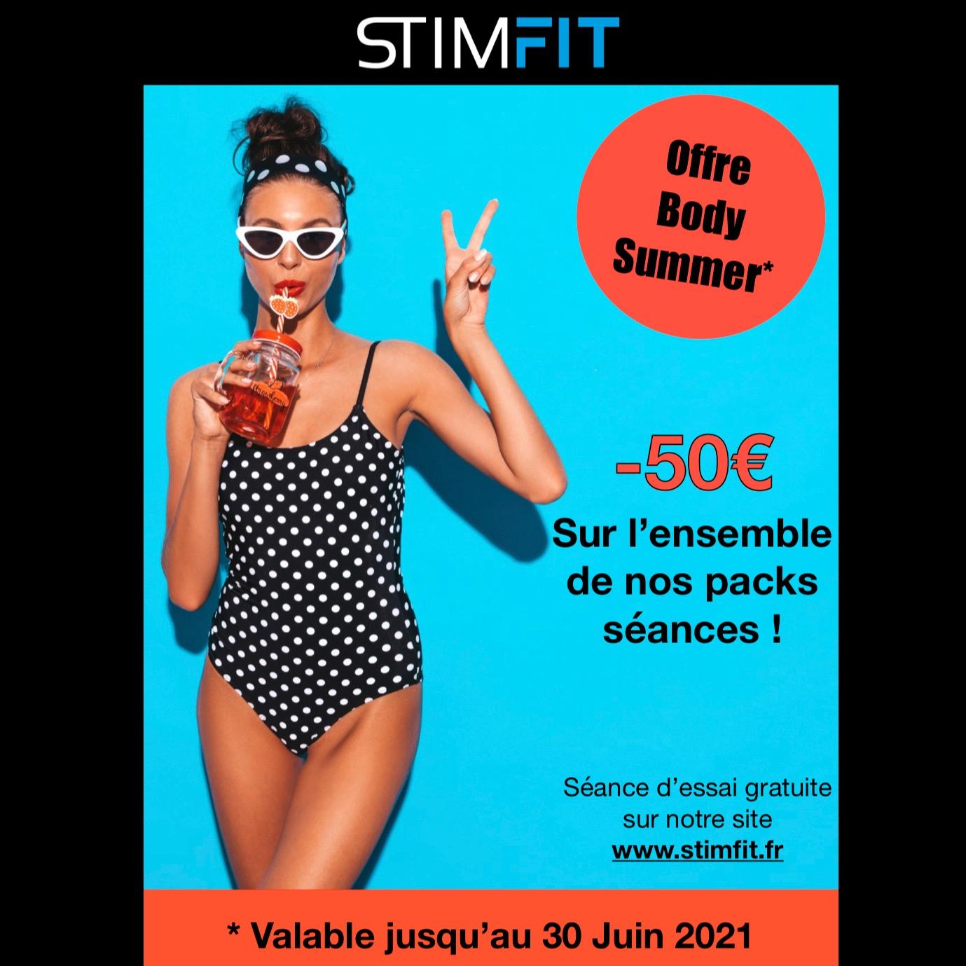 Offre Body Summer