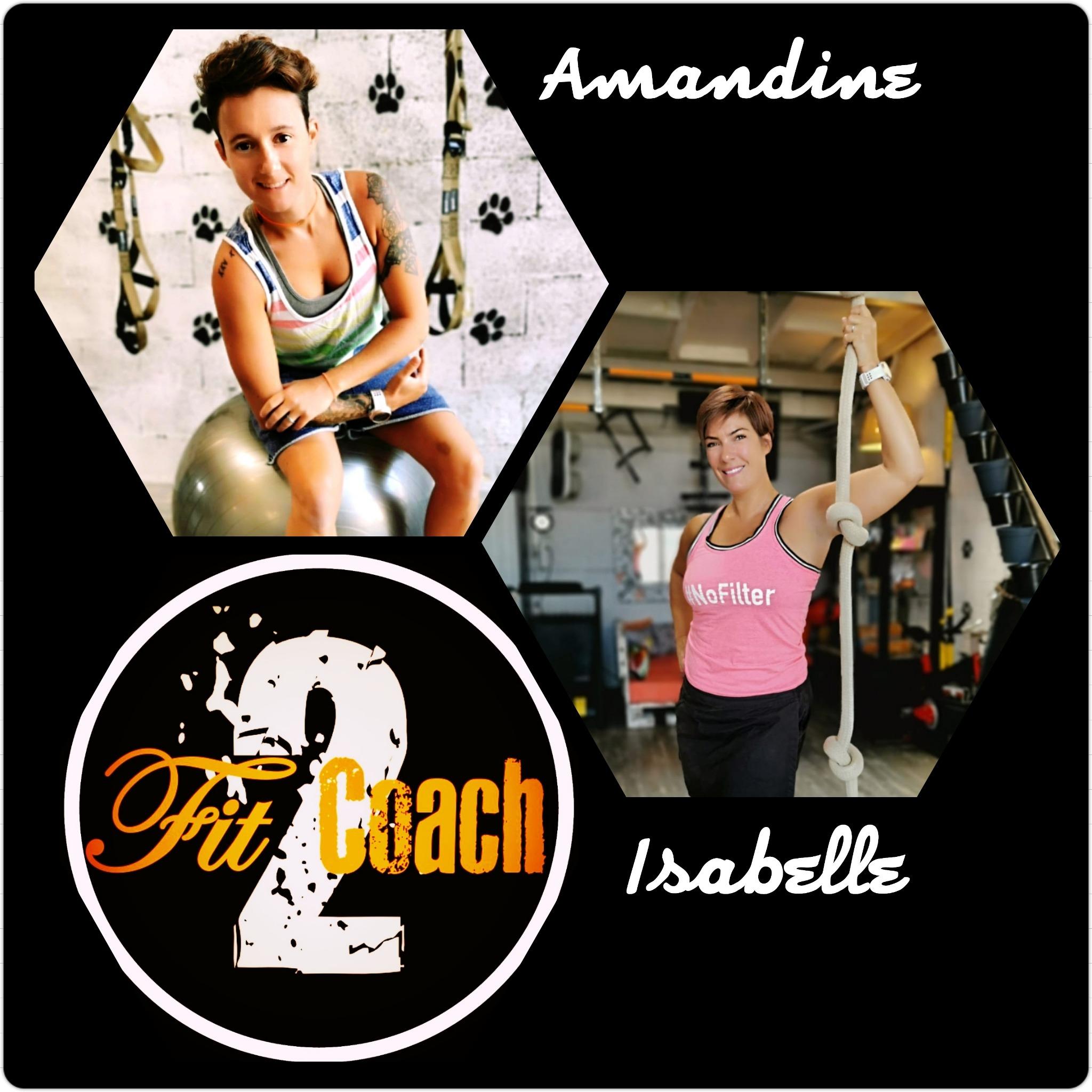 Amandine & Isabelle