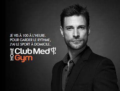 Club Med Gym invite le sport chez ses adhérents avec Home-CMG