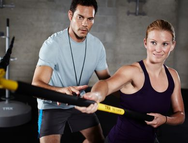 TRX Rip Trainer, nouveauté fitnesss 2012