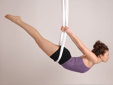 Fly Yoga, la nouvelle activité forme Club Med Gym