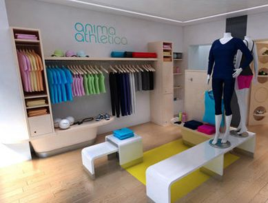 Anima Athletica, une boutique dédiée au sport au féminin