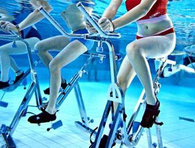 L'Aqua Training, une activité qui monte, qui monte, qui monte...