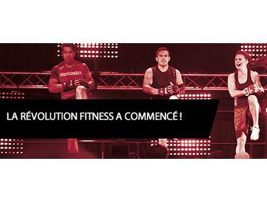 Le Grand Palais devient la plus grande salle de fitness du monde !