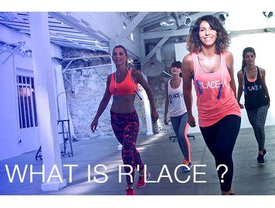 R'Lace, le nouveau programme de danse innovant dans le monde du fitness