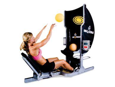 Avec Ab Solo® , découvrez de manière ludique comment travailler vos abdominaux et muscles du haut du corps !