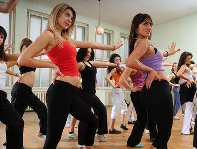 La danse c'est aussi un sport !