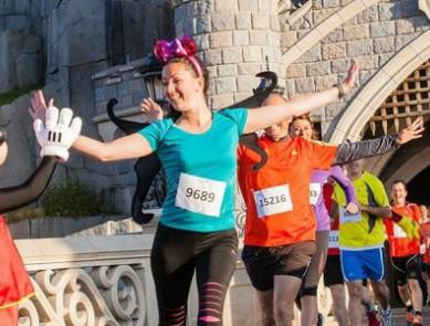 Une course magique : participez au semi-marathon Disney !