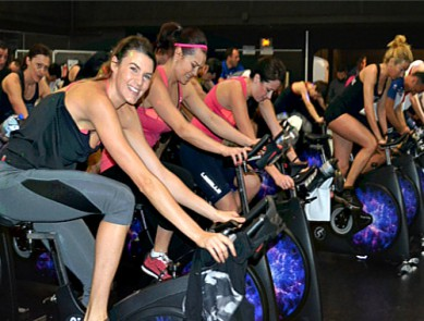 Les Mills Cycle, le fitness 2.0