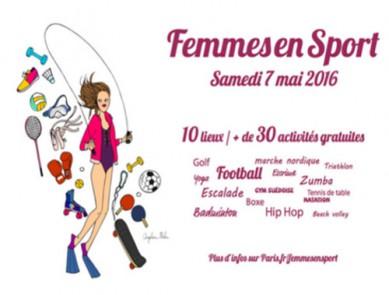 Femmes en sport, le rendez-vous à ne pas manquer !