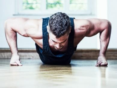3 exercices pour muscler vos pectoraux !