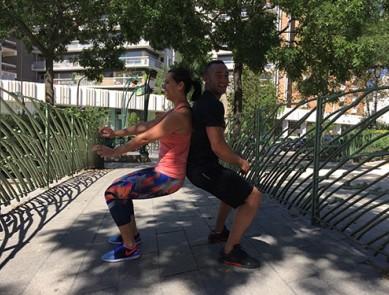 5 exercices à faire à deux