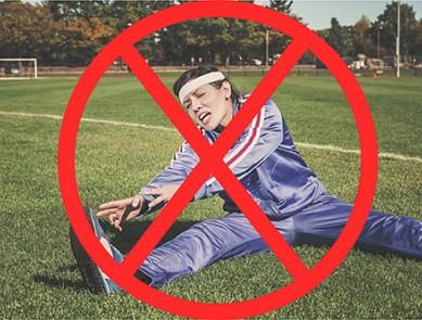 Fitness : 10 mouvements/10 erreurs à éviter