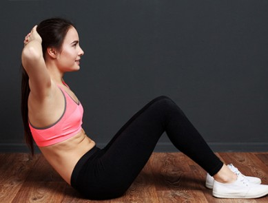 6 façons de travailler les abdos profonds