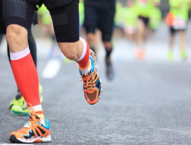 Les chaussettes ou manchon de compression, à quoi ça sert ?